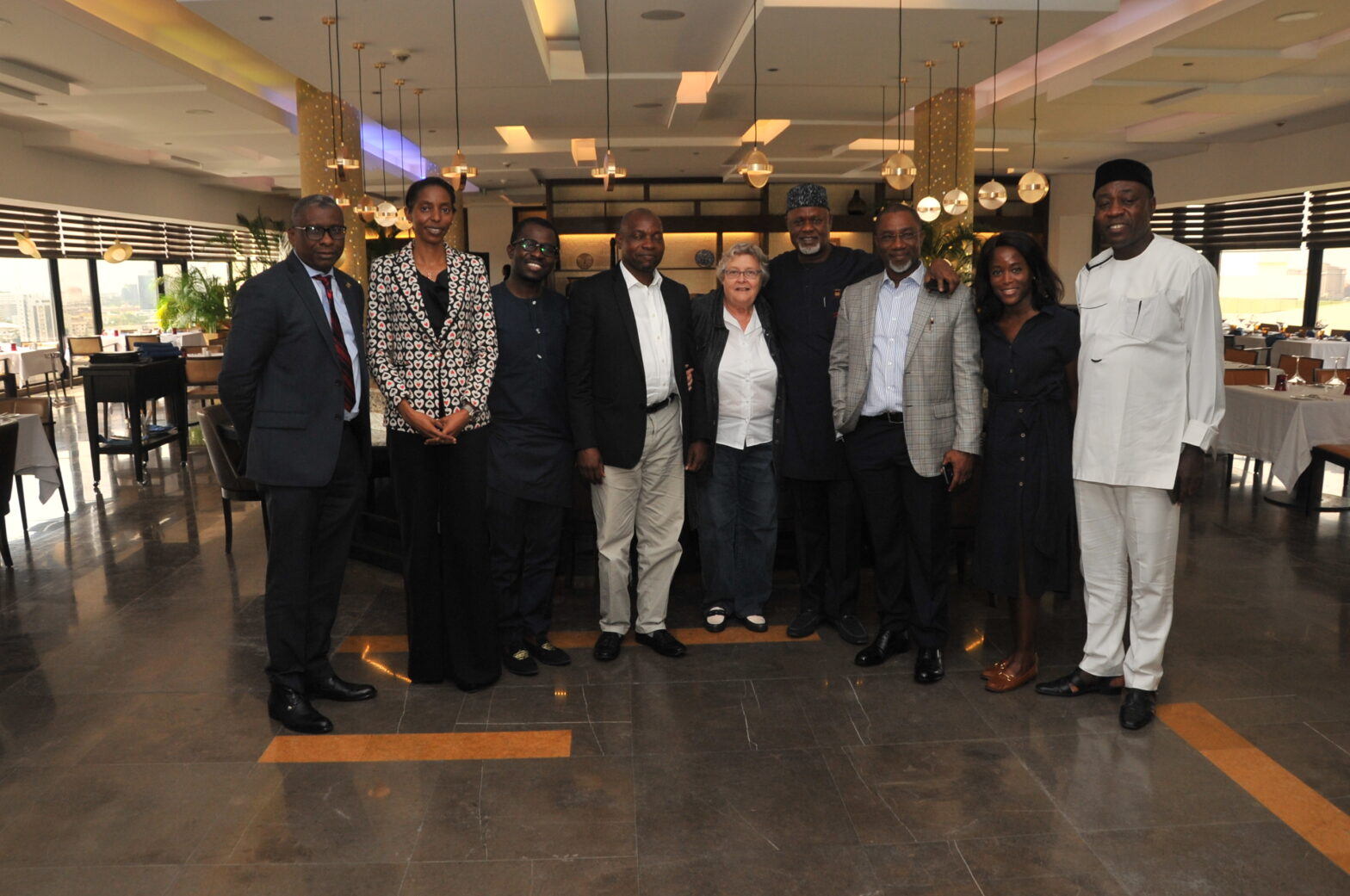 CWEIC Advisory Council Representatives Meet in Lagos