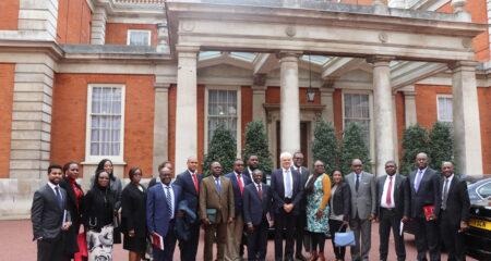 CWEIC Hosts IoD Nigeria Delegation at Marlborough House