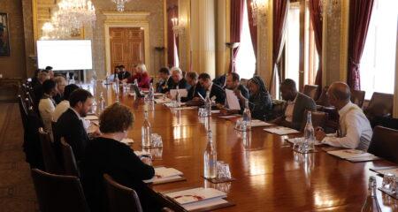 CWEIC Convenes Global Advisory Council Meeting at Marlborough House