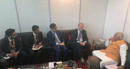 CWEIC Meets the Honorable Chief Minister of Haryana