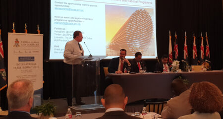 Commonwealth Session at the British Overseas Territories International Trade Summit, June 2019