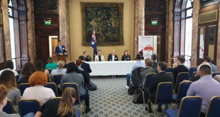 Australian SME session at London Tech Week, June 2019