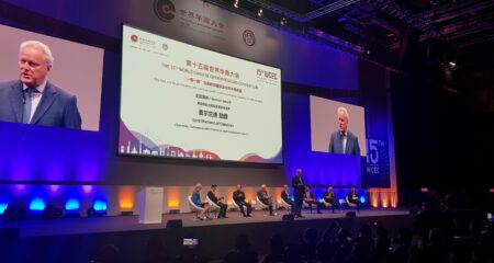 CWEIC Signs MOU to Establish a Commonwealth – China Business Dialogue