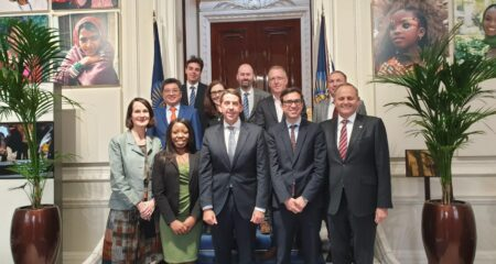 Business Roundtable with Hon'ble Cameron Dick MP, Queensland's Minister for State Development, Manufacturing, Infrastructure, and Planning, June 2019