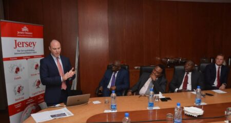Nigeria Roundtable with Jersey Finance hosted with Strategic Partners, February 2019