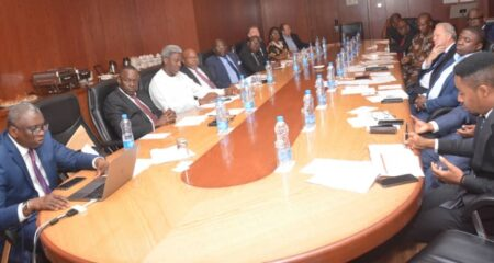 CWEIC Hosts Nigeria International Advisory Council Meeting in Lagos.