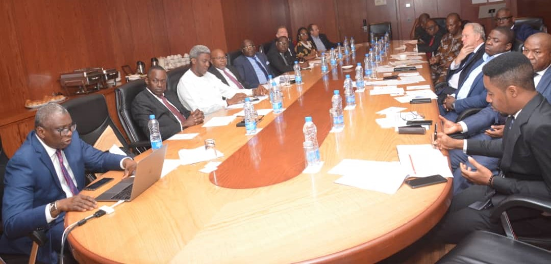 CWEIC Hosts Nigeria International Advisory Council Meeting in Lagos.