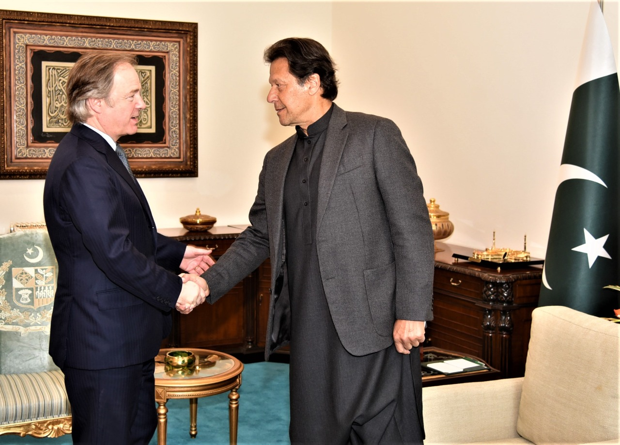 CWEIC Deputy Chairman Sir Hugo Swire concludes successful visit to Pakistan