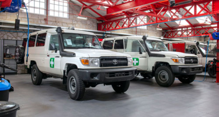 Bassadone Automotive Group ships the first of its Covid-19 ambulance orders