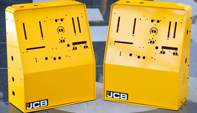 CWEIC Strategic Partner JCB joins UK national call to action over ventilator shortages