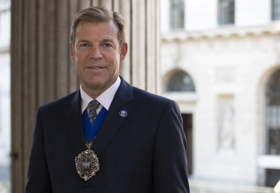 The Commonwealth, Covid‐19 and the City's Response; A Conversation with the Lord Mayor of the City of London