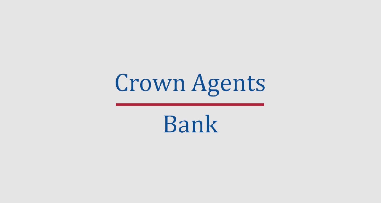 Crown Agents Bank Africa Region Transaction Banking Award 2020