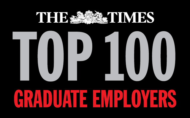 CWEIC Strategic Partners TPP Appear in The Times Top 100 Graduate Employers