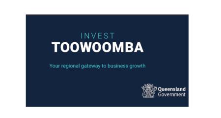 Queensland Government release 'Invest Toowoomba' prospectus