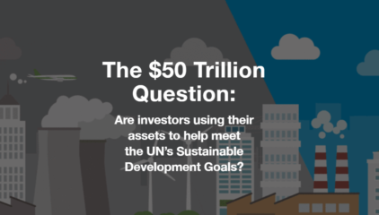 Standard Chartered Launch Report: The $50 Trillion Question