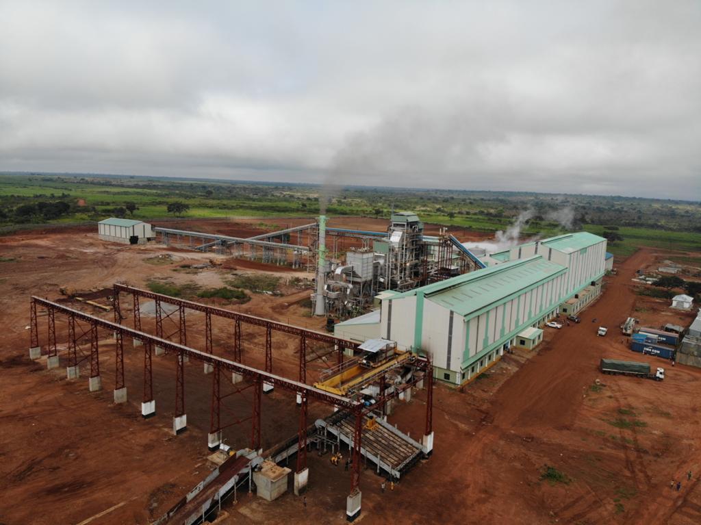Atiak Sugar Factory launched by CWEIC Strategic Partner Amina Hersi