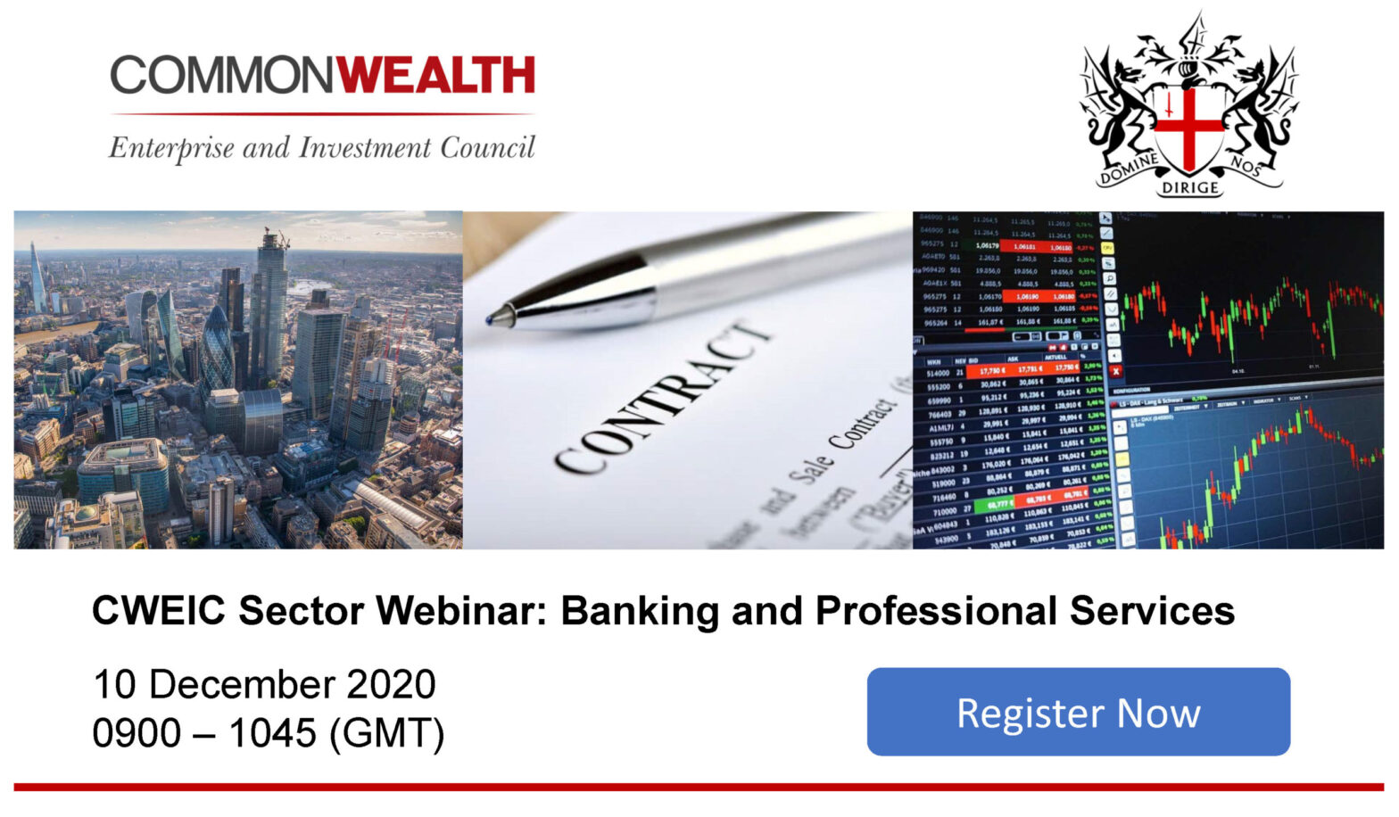 Banking and Professional Services Webinar