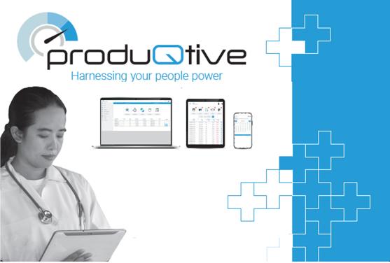 CWEIC Strategic Partner ProduQtive supports healthcare community