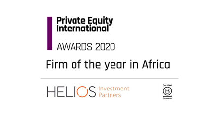Helios Investment Partners named Firm of the Year in Africa