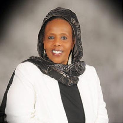 Dr Amina Hersi Moghe