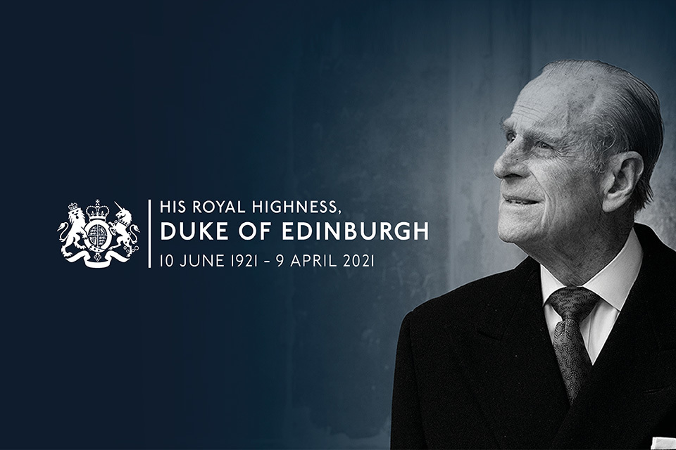 Lord Marland pays tribute to HRH The Duke of Edinburgh in the House of Lords