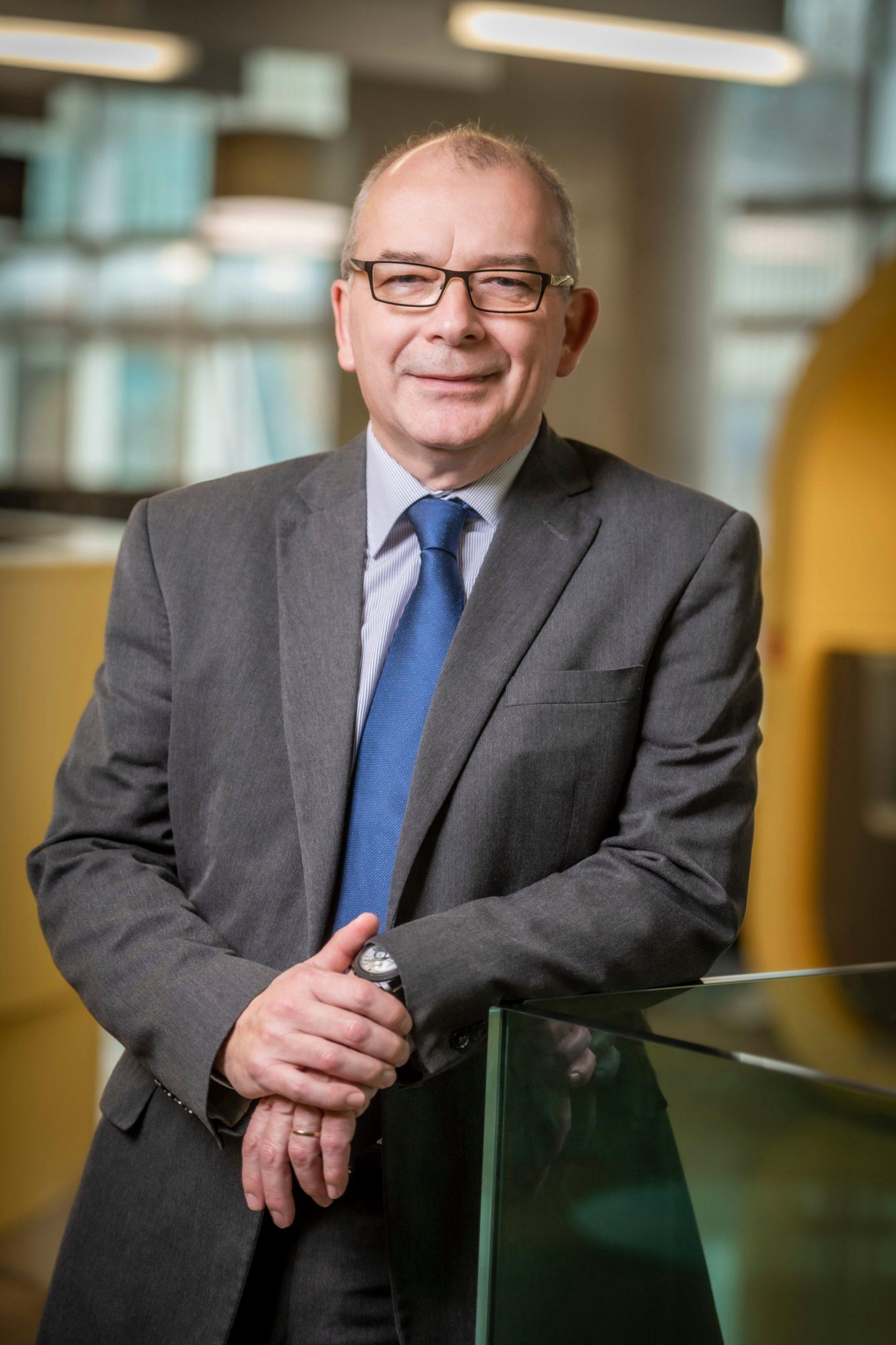 Professor John Latham CBE