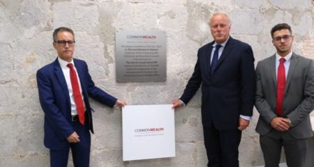 Lord Marland Inaugurates the CWEIC Gibraltar Office